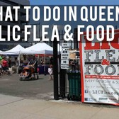 What to do in Queens: LIC Flea and Food