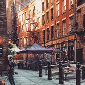 Stone Street, Financial District, Manhattan