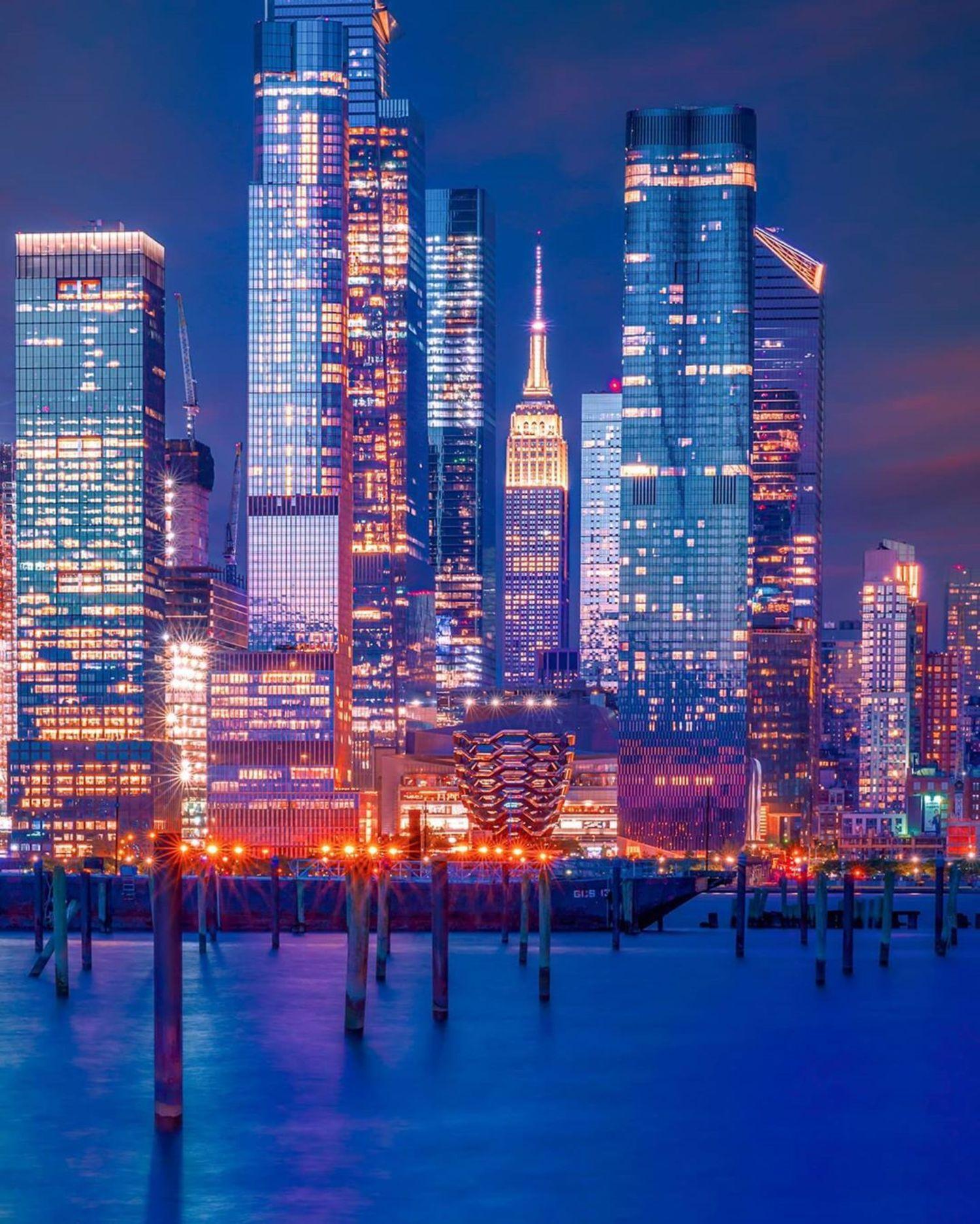 Hudson Yards, Manhattan