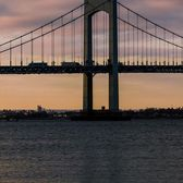 Verrazano Bridge, New York. Photo via @storrybook #viewingnyc #newyorkcity #newyork #nyc