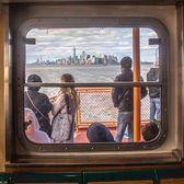 Staten Island Ferry, New York, New York. Photo via @newyorkcitykopp #viewingnyc #newyork #newyorkcity #nyc