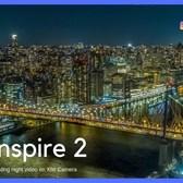 Inspire 2 Night Flight X5S Camera