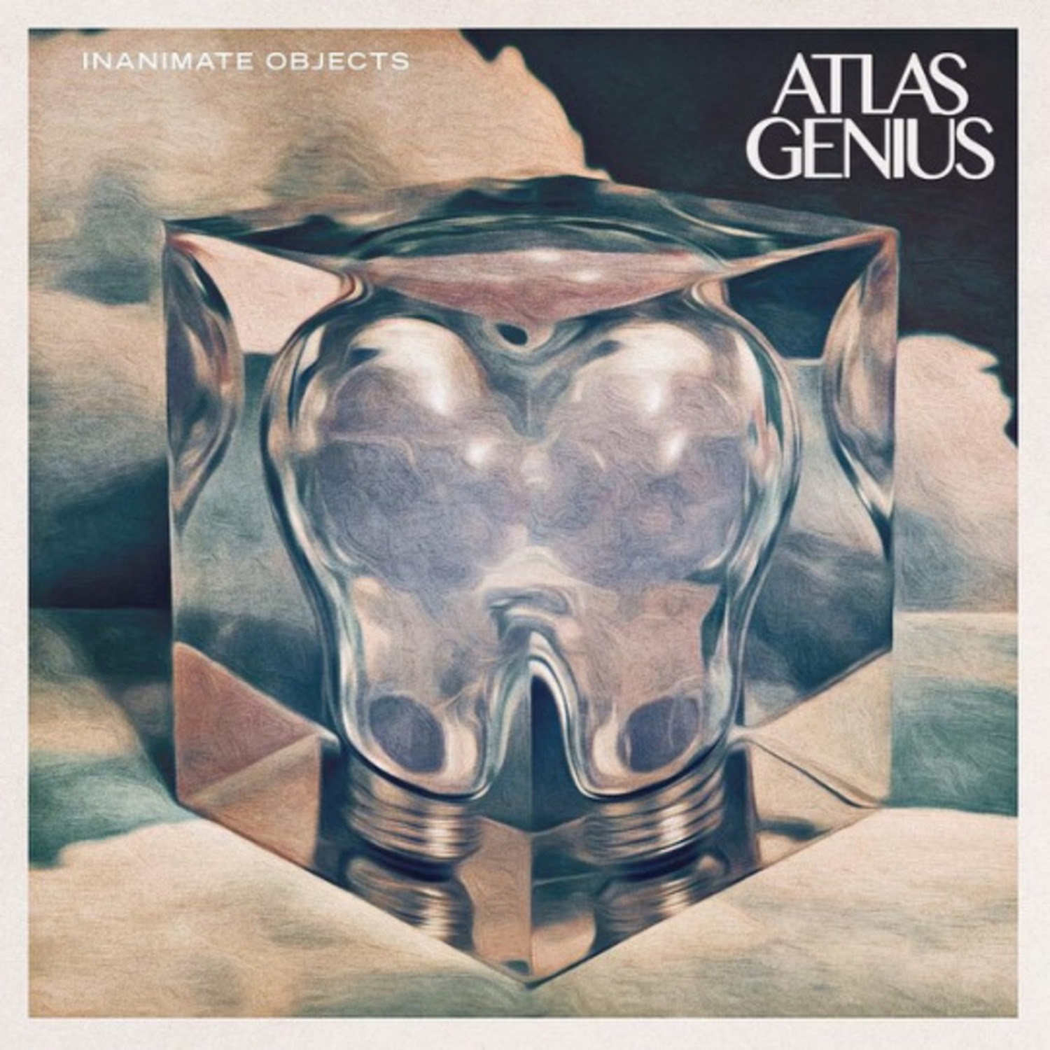 Atlas Genius - Inanimate Objects will be released on August 28th!