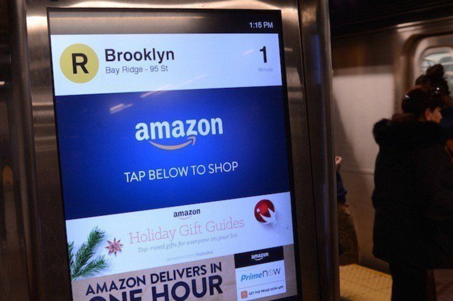 The Amazon Holiday Gift Guide on On The Go Kiosks