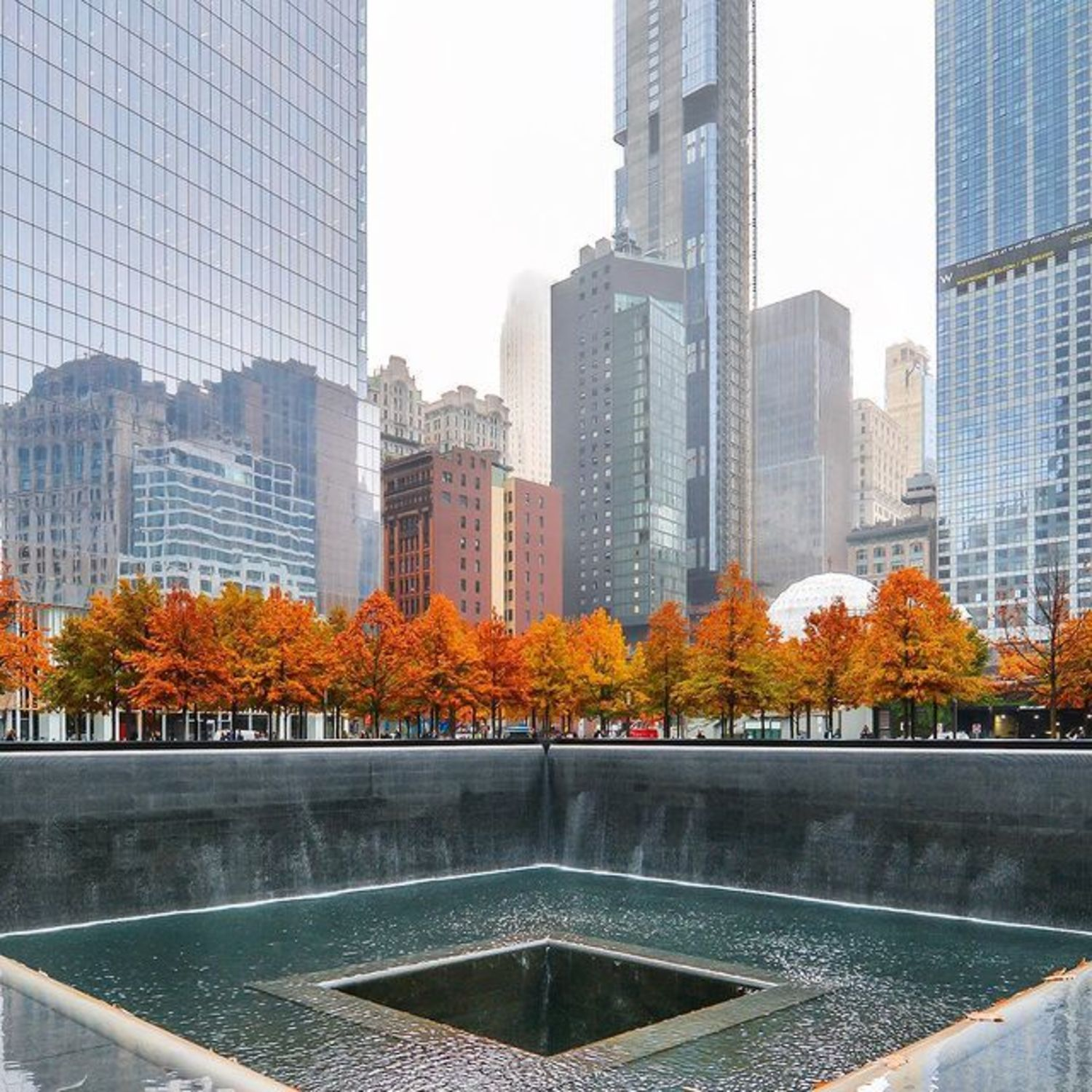 9/11 Memorial & Museum, Financial District, Manhattan