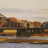 Macomb's Dam Bridge, Edward Hopper, 1935