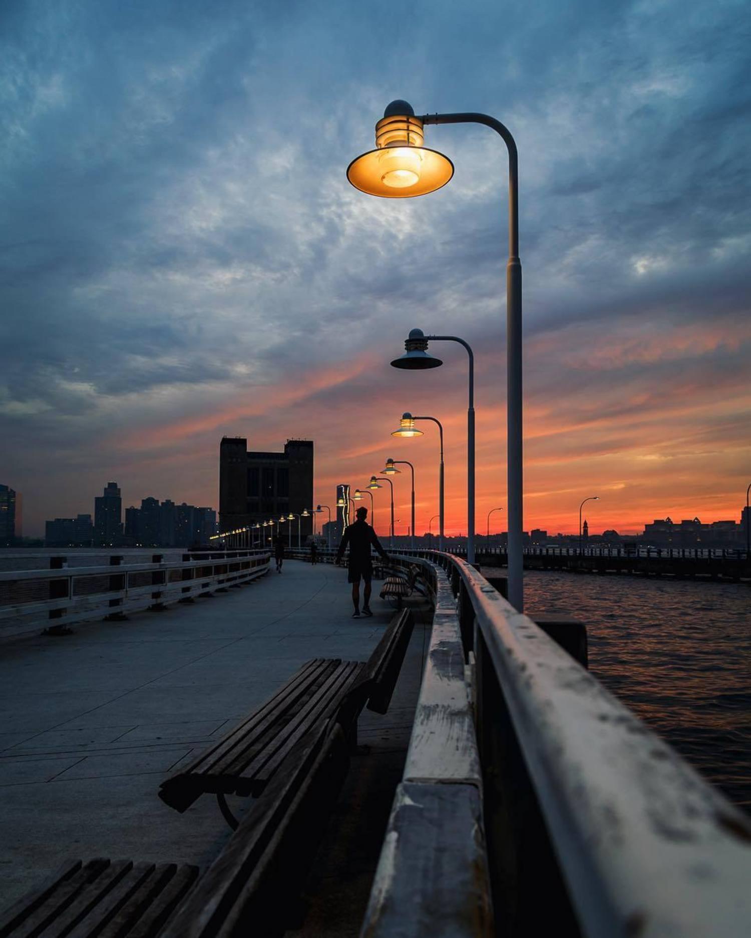 Hudson River Park, Tribeca, Manhattan