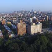Aerial View of Brooklyn's Grand Army Plaza and Prospect Park