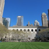360° New York: Bryant Park