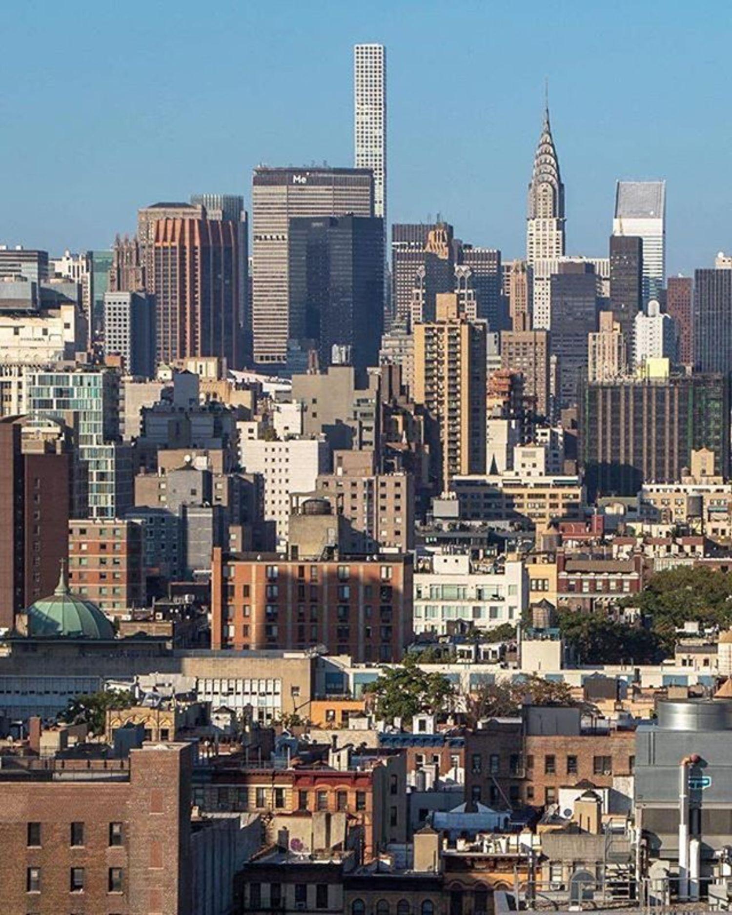 New York, New York. Photo via @newyorkcitykopp #viewingnyc #newyorkcity #newyork #nyc