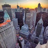 New York, New York. Photo via @lightsensitivity #viewingnyc