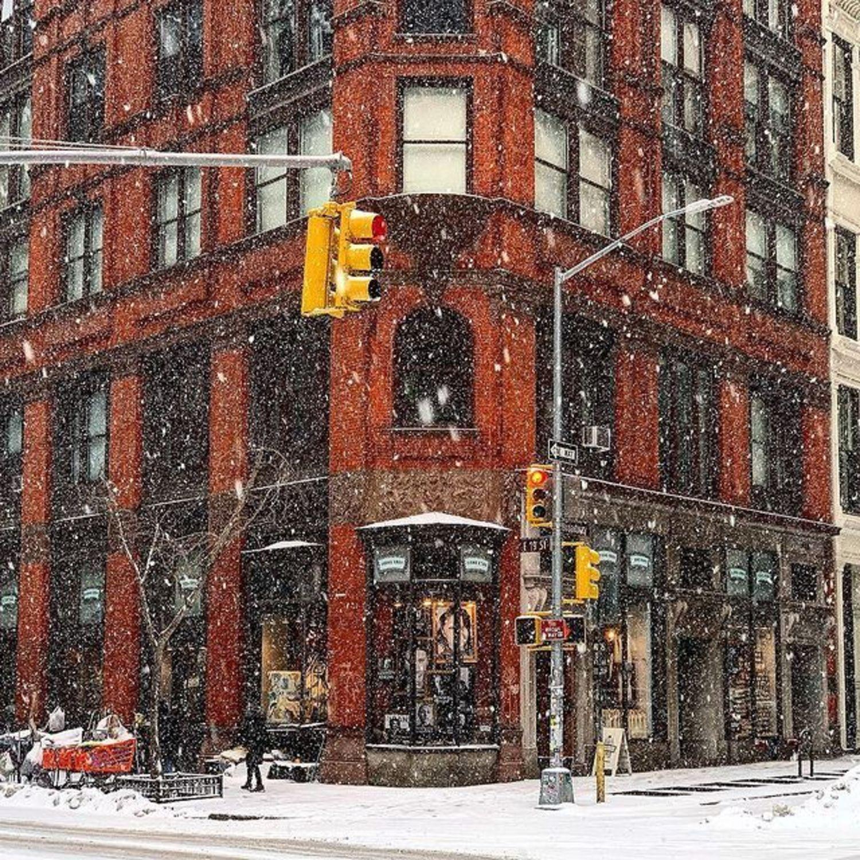 Broadway and E 19th Street, Union Square, Manhattan