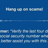 NYPD Warning on Social Security Scams