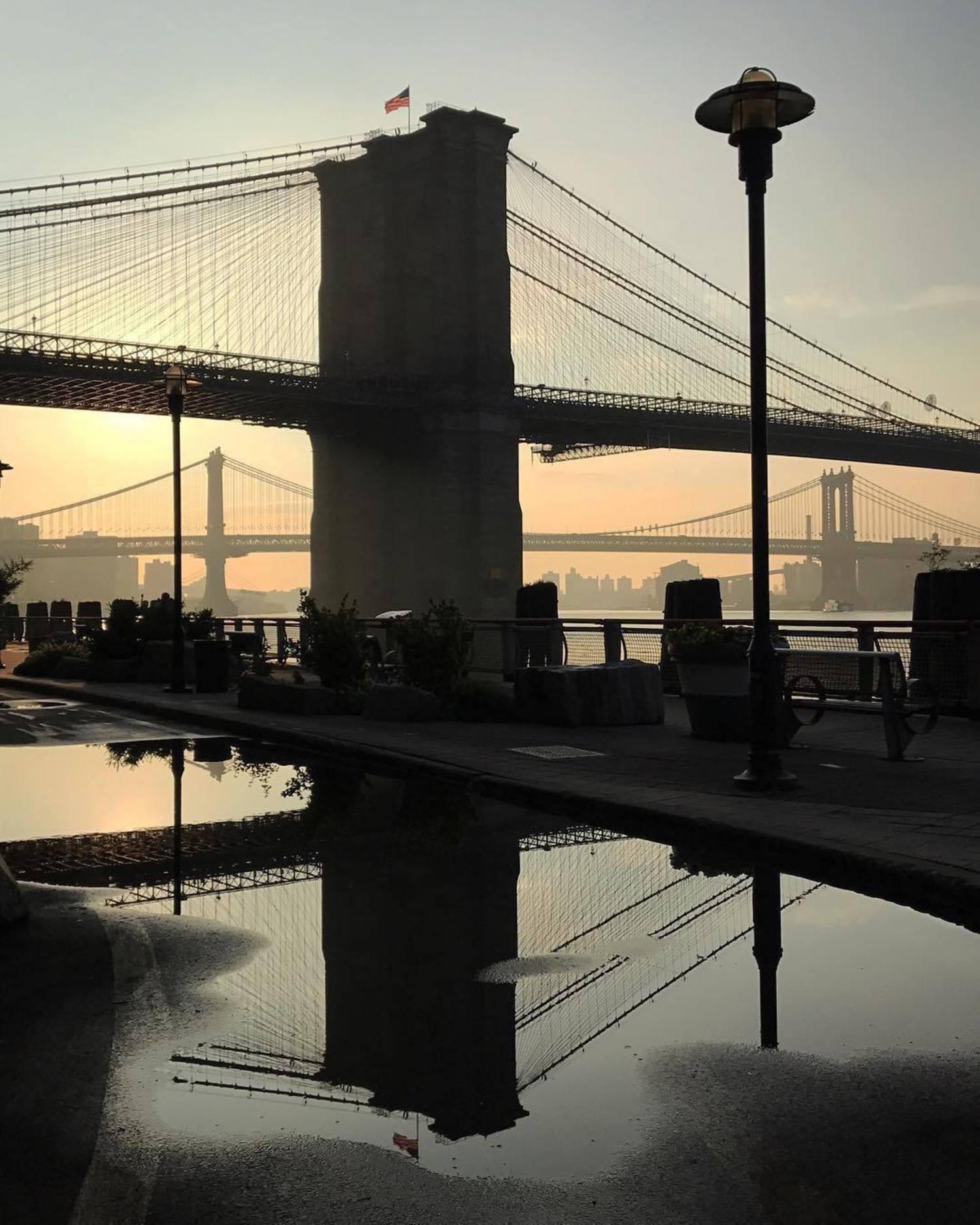 New York, New York. Photo via @bdspitz #viewingnyc #newyork #newyorkcity #nyc