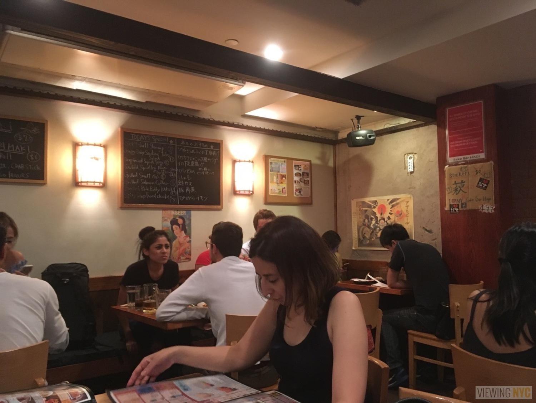 Interior 3 | Sake Bar Hagi