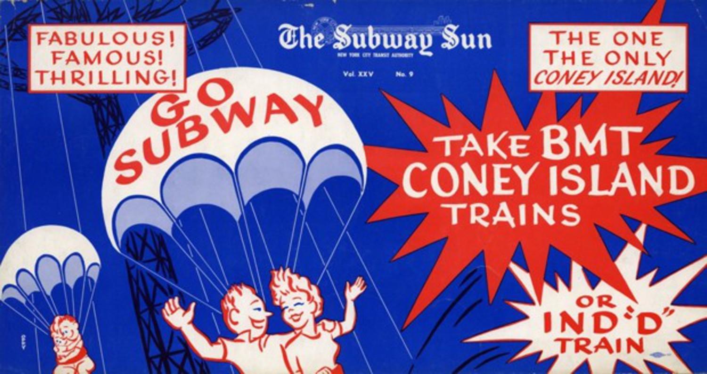 The Subway Sun, Vol. XXV, No. 9, 1958.