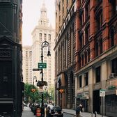 Beekman Street, Civic Center, Manhattan