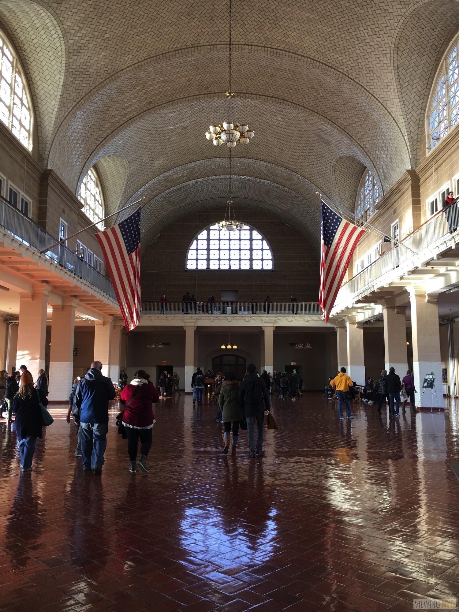 Ellis Island Nation Immigration Museum