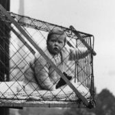 A Brief and Bizarre History of the Baby Cage