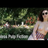 This NSFW book club is taking a stand for gender equality — by reading topless in public spaces