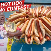 How the Nathan's Famous Hot Dog Eating Contest Became an ESPN Icon — Cult Following