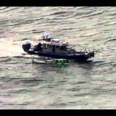 NYPD rescues kayaker stranded in waters off Coney Island Beach