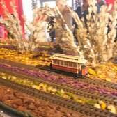 Toy Trains, New York Botanical Garden