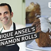 How The Inventor Of The Cronut Makes Cinnamon Rolls