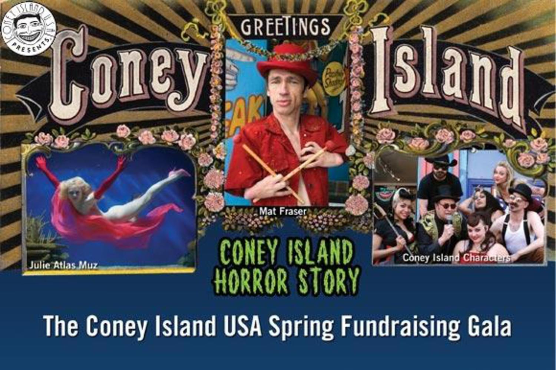 Coney Island USA Spring Gala 2015