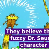 Who was the real Lorax?