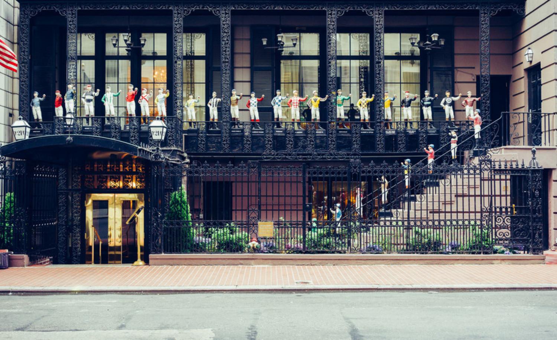 21 Club New York City