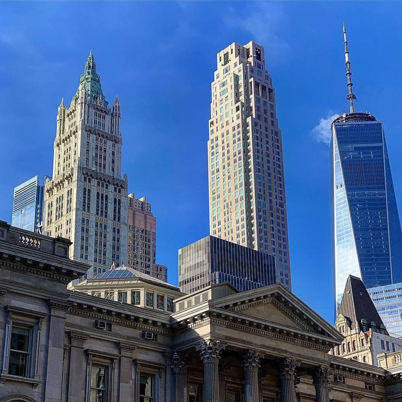 New York, New York. Photo via @marjfz #viewingnyc #nyc #newyork #newyorkcity