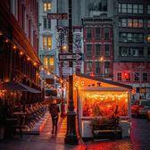 Howard Street and Mercer Street, SoHo, Manhattan