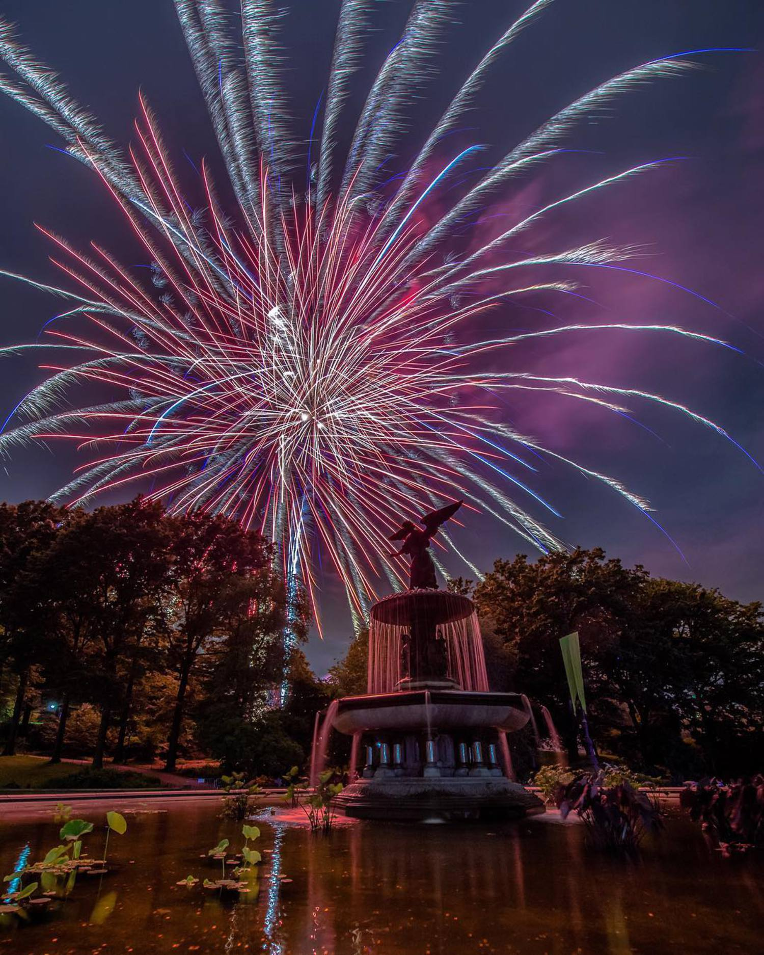 Fireworks in Central Park tonight with @jeffrey_doherty @gigi.nyc @hindoben @nyclovesnyc @matthewchimeraphotography and the elusive @b911bphoto who I finally met after more than a year of near misses. Have a good night all! ✨✌🏼️👨🏻✨ Camera: Nikon D7200 Lens: Nikkor 10-24 @ 10mm ISO: 250 Aperture: F8 Exposure: 5s NEF (RAW) format Post-processing/Edit: Lightroom, PS Mobile ✨🌆✨🏙✨🌃✨🎆✨ #fireworks #centralpark  #skyline #moodygrams #moody  #morandoemnovayork #picturesofnewyork  #abc7ny #ny #nyc #night #nikon #nbc4ny #NikonLove #nightshooters #NikonNoFilter #NewYork #newyorkcity #newyork_instagram #nycdotgram