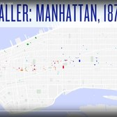 TEN & TALLER: MANHATTAN, 1874 - 1900