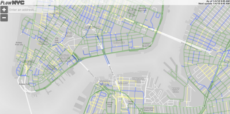 PlowNYC (screenshot)