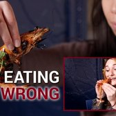 The Best Way to Peel and Eat Shrimp - Stop Eating it Wrong, Episode 49