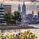 Midtown, Manhattan from Newport, New Jersey