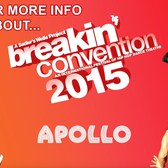 Breakin' Convention Harlem, NYC 2015 - THE International Festival of Hip Hop Dance Theatre