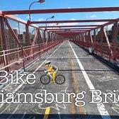 CitiBike the Williamsburg Bridge 🚴♂️😎🌉