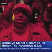 Brooklyn Street To Be Renamed For Notorious B.I.G.