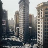 Photo via @mindz.eye  Flatiron Building, NYC  #viewingnyc
