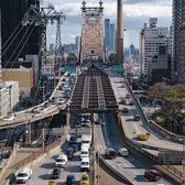 Queensboro Bridge, New York, New York. Photo via @ceos_downbeat #viewingnyc #newyork #newyorkcity #bridge #queensborobridge