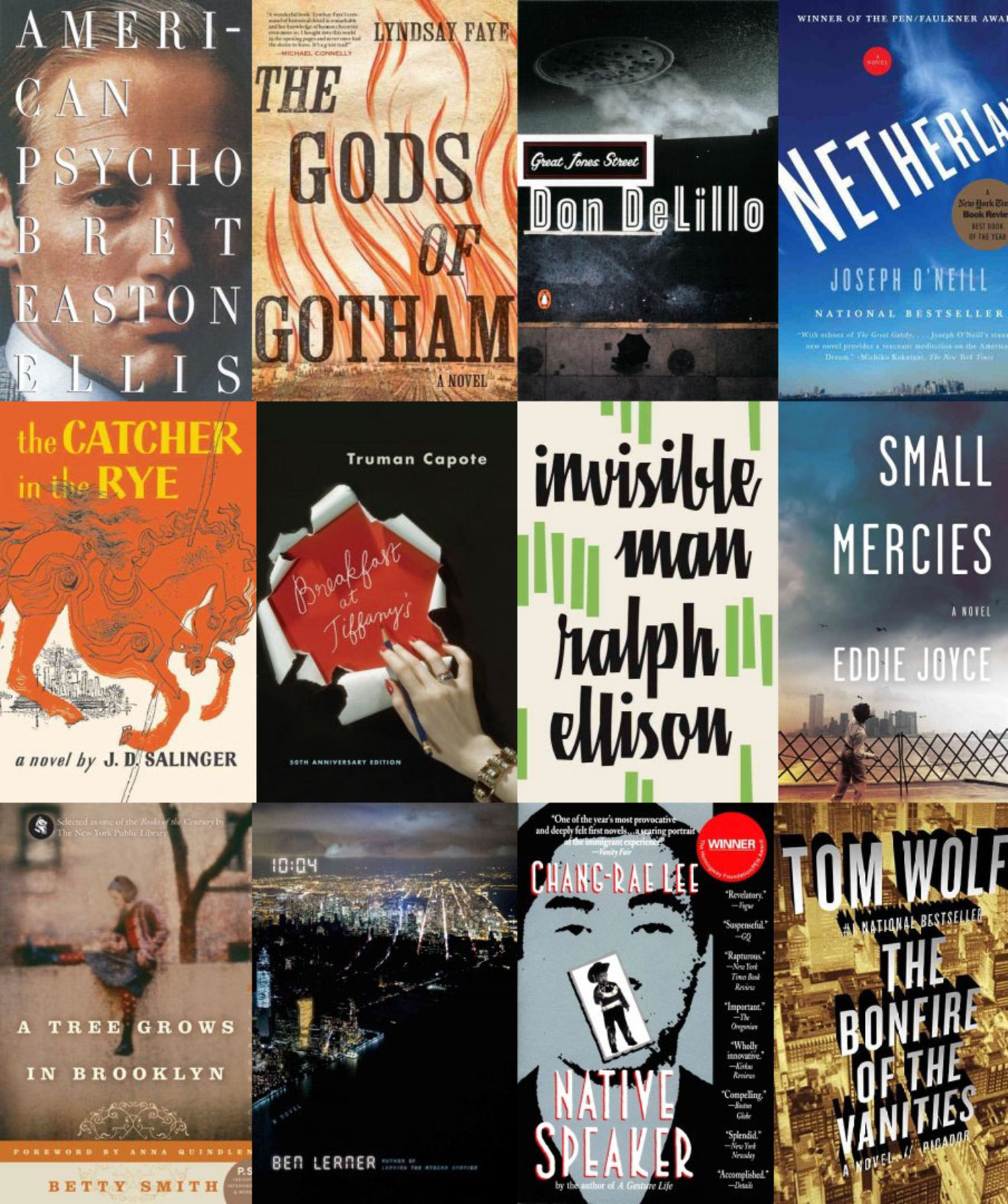 The Best New York City Novels by Neighborhood