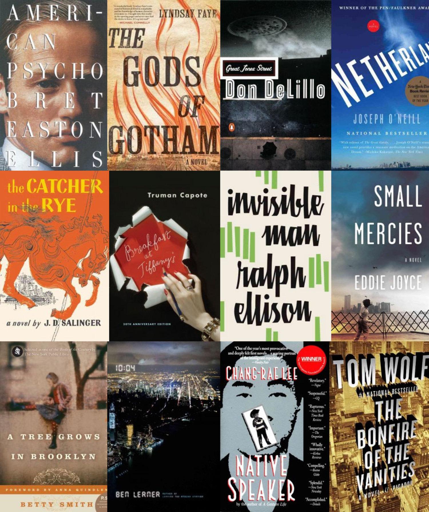 The Best New York City Novels by Neighborhood