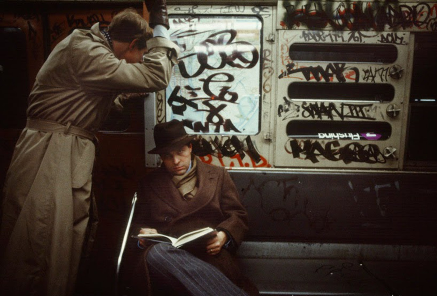 New York City Subway, 1981