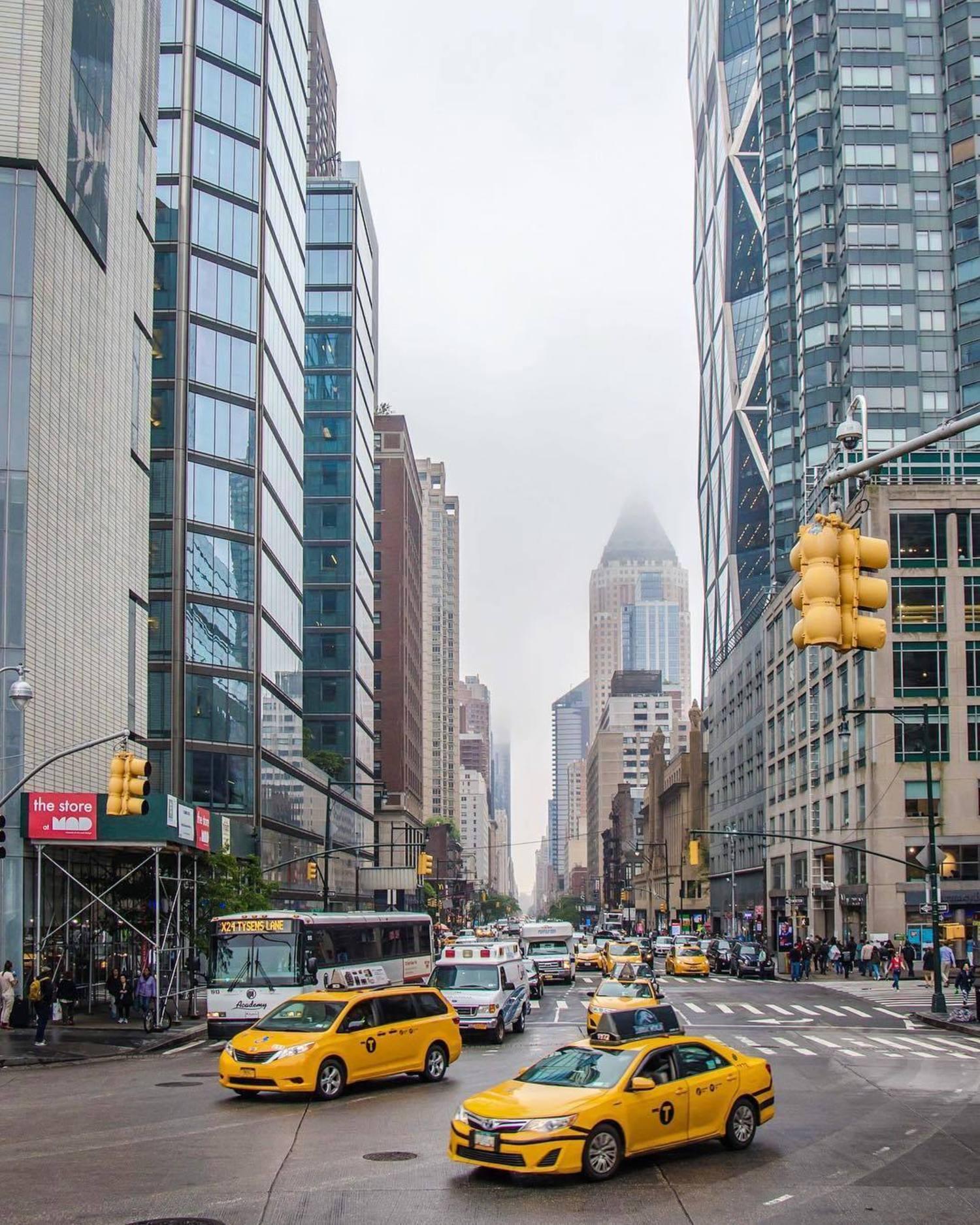 8th Avenue, Manhattan