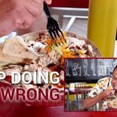Halal Street Food Carts - Stop Doing it Wrong, Episode 69