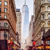 One World Trade Center, Financial District