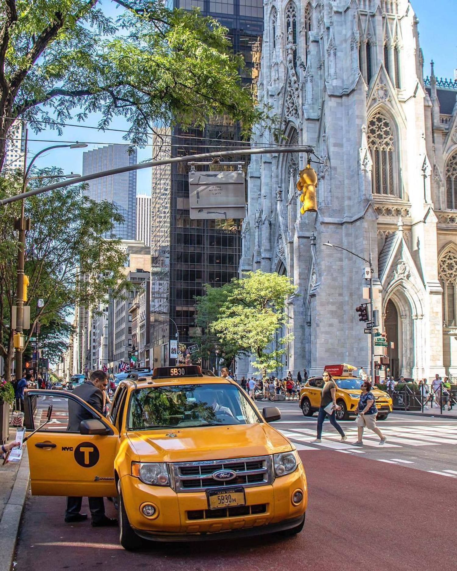 St Patricks Cathedral, Midtown, Manhattan
